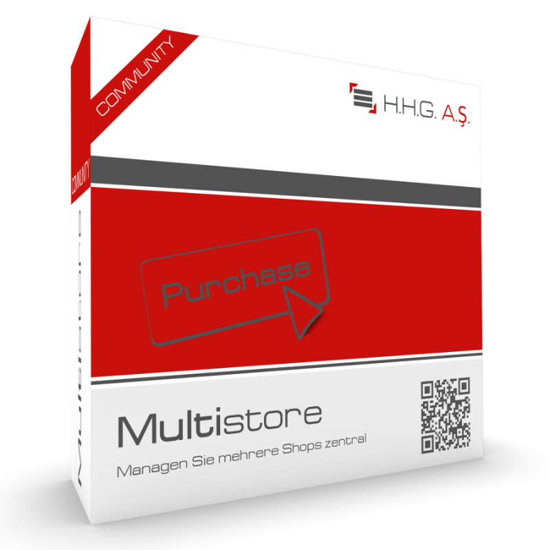 H.H.G. multistore CE - Ultimatives Shopsystem